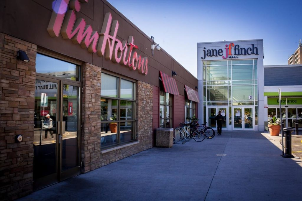 Jane Finch Mall - Commercial Retail Listing - S&H Realty Corporation, Brokerage